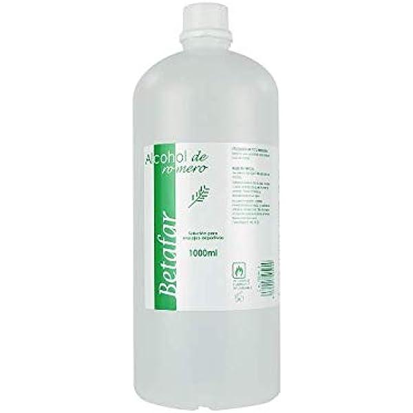 BETAFAR ALCOHOL ROMERO 1000 ML: Amazon.es: Salud y cuidado ...