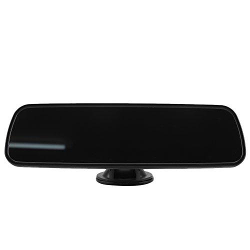 Rückspiegel, 24,8 * 7cm Universal Auto Frontscheibe Rückspiegel Saugnapf Rückspiegel