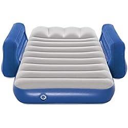 Bestway Traveler 145 x 76 x 18 cm, matelas gonflable pour enfant idéal en voyage ou comme lit pour les invités