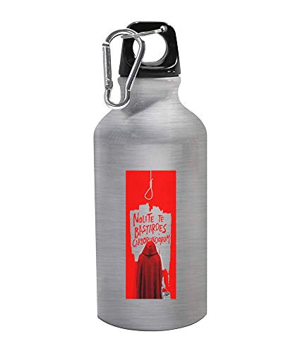 IDcommerce Tv Series Violence Cover Thermo Trinkflasche Carabine Metal Flasche 300ml -