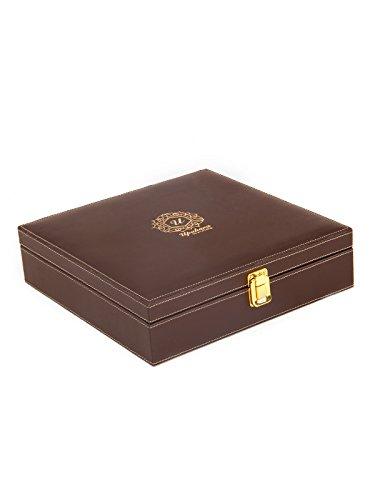 Upahãra Luxuré Islamische Geschenkbox, Braun
