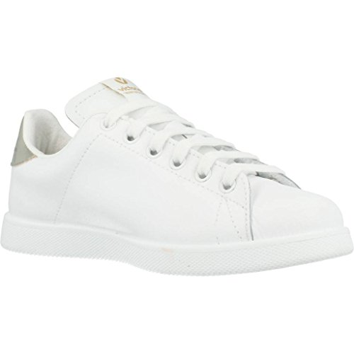 Victoria Blanco Sneakers Specchio Oro Stelle qBvqAaFn