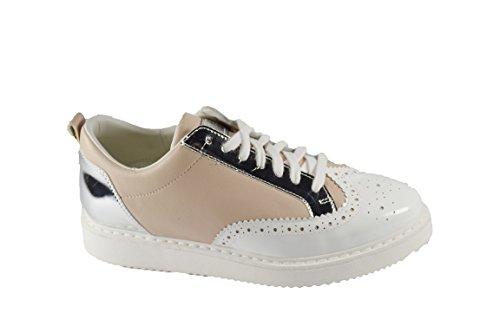 L4K3 - Zapatillas para hombre gris gris gris Size: 42 J59r4