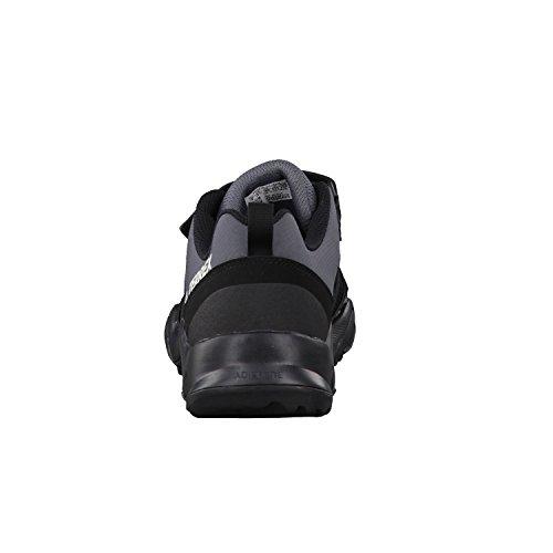 adidas Terrex Ax2r Cf K, Chaussures de Randonnée Mixte Enfant Noir (Negbas/negbas/onix)