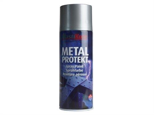 Plasti-Kote 1299 400Ml Metal Protekt Aluminium: Amazon.Co.Uk: Diy