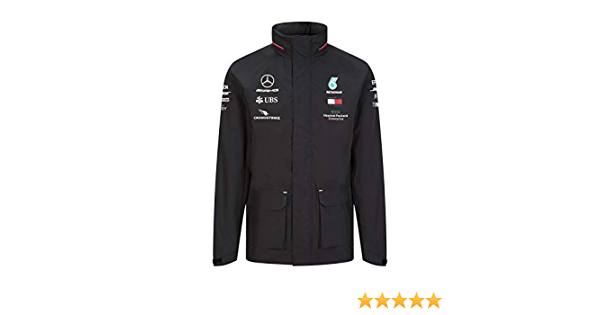Fuel For Fans Formula 1 mens 2020 Team Rain Jacket