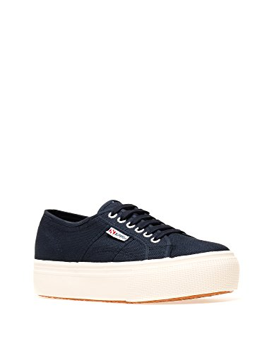 Superga 2790Acotw Linea Up And Down, Sneaker Donna Navy