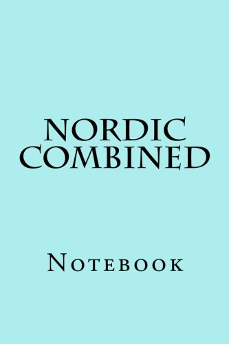 Nordic Combined: Notebook por Wild Pages Press