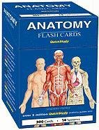 Anatomy Flash Cards (Quickstudy (Flash Cards))