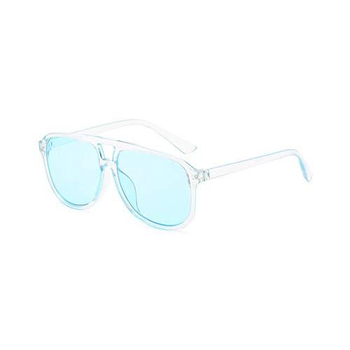TYD.L Sonnenbrillen 5181 Frauen Männer Hochwertige Materialien Einfache Art Und Weise UV400 UV-Schutz Katze Brille Verwendet Für Fahren/Reisen/Laufen 6 Farben (Farbe : 06)
