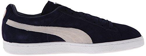 Puma Suede Classic + Herren Sneakers Navy White