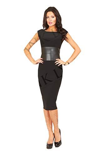 bfec944d98c Frank Lyman Design Robe - Femme   One Size - noir - 46