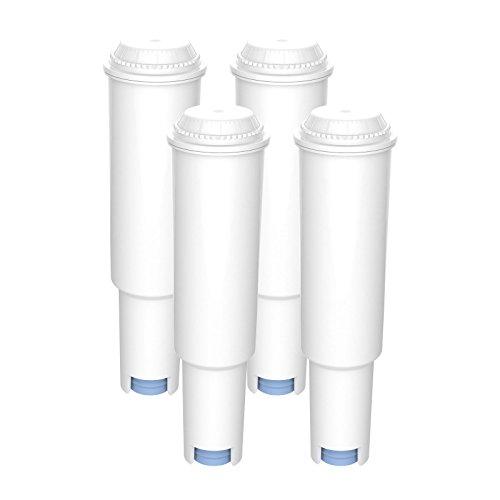 Vyair AQK-04 - Filtro de agua para cafetera de repuesto para Jura Claris White (incluye una variedad de modelos de Avantgarde, Nespresso, Impressa, Capresso 4)