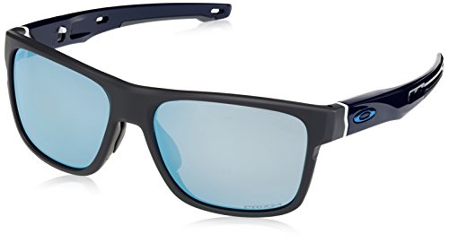 Oakley Gafas de sol Crossrange Matte Dark Grey, 57
