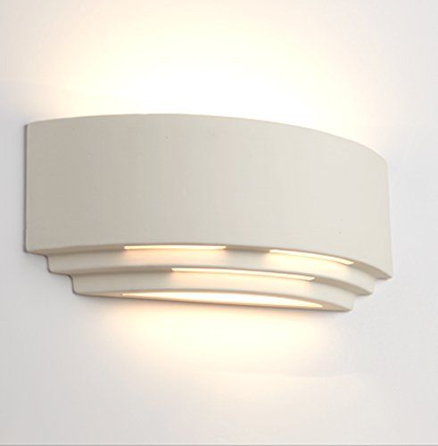 searchlight-ceramic-wall-light-fixture-80-watt-natural-plaster-indoor-wash-lights-bulb-inc-modern-li