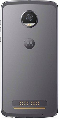 Moto Z2 Play (Lunar Grey, 64GB, 4GB RAM)