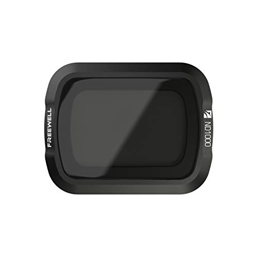 Freewell ND1000 Filtri fotografici per esposizione lunga durata Filtri per obiettivi fotografici compatibili con DJI Osmo Pocket
