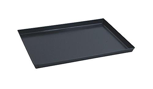 Paderno 41745-35 – Plat rectangulaire, 35 cm, fer