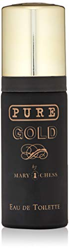 Milton-Lloyd Cosmetics Pure Gold von Mary Chess, Eau de Toilette, 50ml - Gold-1.7 Ounce Spray