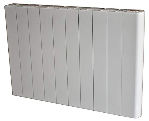 RADIATEUR ELECTRIQUE RADIATEUR INERTIE SECHE ALVARA 2000W 2 000 W H. 57 x L. 82 cm MURAL