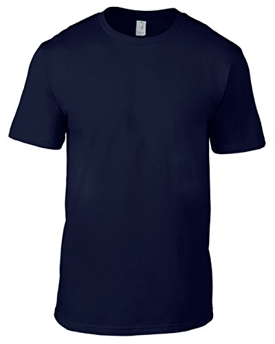 Anvil -  T-shirt - Uomo Navy