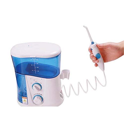 Ldragon lavatrice elettrica multi-funzione adulto irrigatore nasale casa bambini rinite pulse neti pot 3 file pressione dell'acqua multi-persona uso grande capacità-21 * 14 * 10,5 centimetri