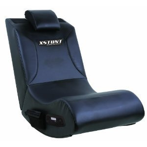 Wired Gaming Chair With Built In Sub Woofer Surround
