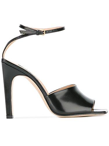 sergio-rossi-damen-a78090mvia101000-schwarz-leder-sandalen