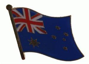 Yantec Flaggenpin Australien Pin Flagge