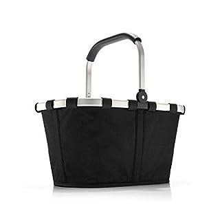 reisenthel BA0103 Carrybag - Cesta de la Compra, Color Negro (B000K22T7A) | Amazon price tracker / tracking, Amazon price history charts, Amazon price watches, Amazon price drop alerts
