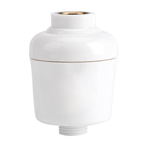 Dusche Filter Abnehmbarer Badezimmer Dusche Head Inline-Wasserhahn Filter Luftreiniger Weich Austauschbare Filter für Badezimmer Küche -