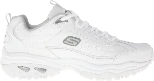 Skechers Energy After Burn Herren, , White
