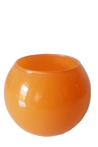 ball-vase-orange-glass-flower-vase-table-decoration-diameter-approx-20-cm-oberstdorfer-glashtte