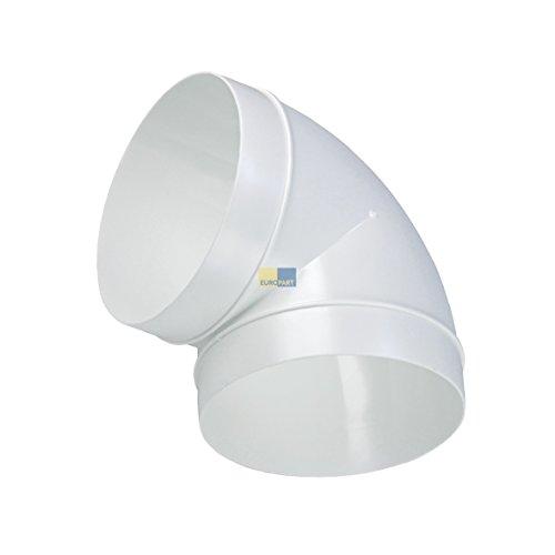 Gomiti 150 90° rotondo con struttura in acciaio cappa di aspirazione fornitura
