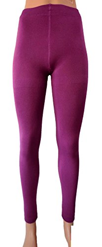 Damen Thermo Legging Anthrazit
