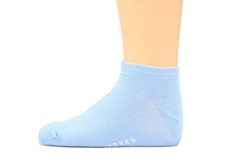Max Lindner Sneaker Socken (Kurzsocken) Max Lindner Qualität seit 1921 95 % Baumwolle, 5 % Elasthan (35-38, hellblau)