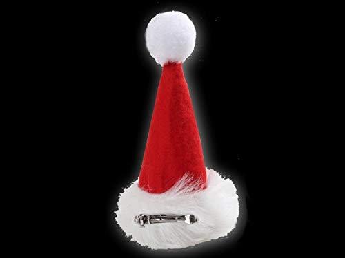 Lote/Conjunto de 6 Piezas - Clip pequeña Tapa de Navidad...