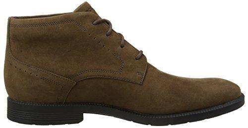 Rockport Herren Dressports Modern Chukka Boots Braun (Brown)