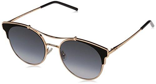 Jimmy Choo Damen LUE/S 1I RHL 59 Sonnenbrille, Gold Black Grey