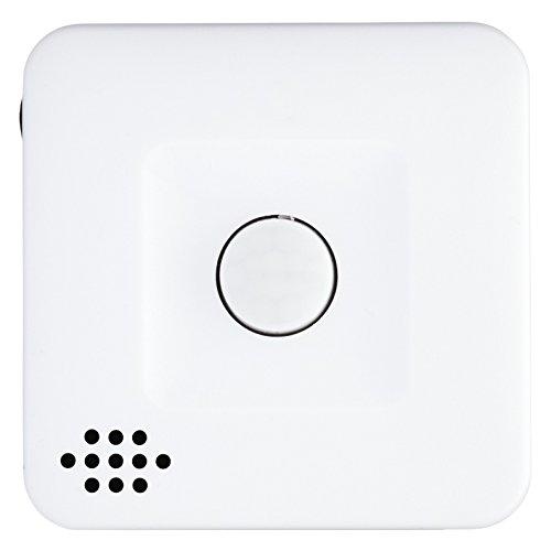 Centralite Smarthome Micro Bewegungsmelder (kompatibel mit QIVICON, SmartThings, Wink, Vera und ZigBee Plattformen)