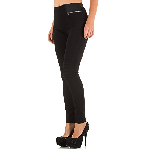 iTaL-dESiGn -  Pantaloni  - skinny - Donna Nero