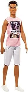 Barbie Mattel Ken Fashionistas