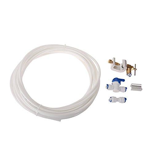 First4Spares–Kit de tubería de suministro de agua + nevera conector para Siemens...
