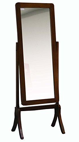 Espejo-de-pie-para-vestidor-en-madera-maciza-de-mindi-lineas-redondeadas-serie-Geko