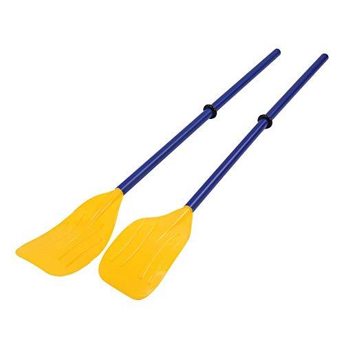 Bnineteenteam Kayak Paddles 2 Piece Leichtgewicht Abnehmbarer Paddel für Schlauchboot Kajak