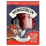 Hobgoblin 330Ml & Branded Glass Gift Set