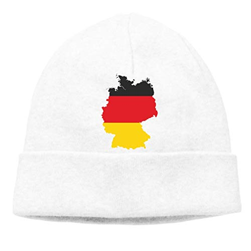Warm Stretchy Solid Daily Skull Cap Knit Wool Beanie Hat Outdoor Winter Fashion Warm Beanie Hat