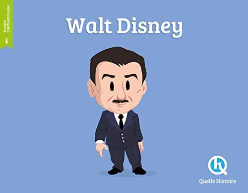 Walt Disney par Clémentine V. Baron
