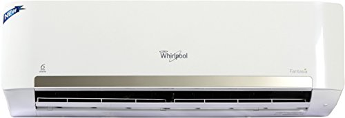 Whirlpool 1.5 Ton 3 Star Inverter Split AC (Copper, EZ Fantasia, White) with free standard installation*  available at amazon for Rs.36990