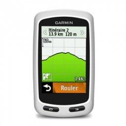 Garmin Edge Touring Plus - ordenador para bicicletas (2.6') negro, plata